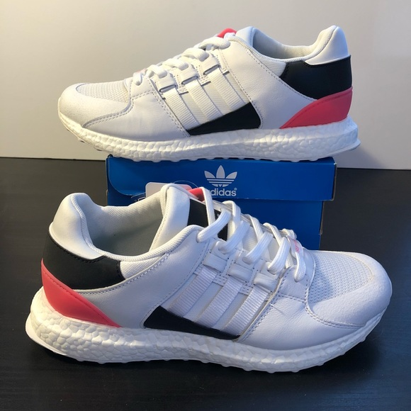 online store a41e7 ba432 Adidas EQT Support Ultra White Turbo